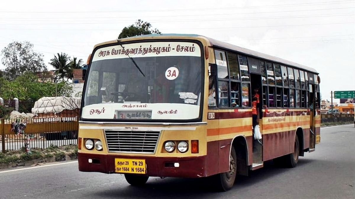 Bus services to remain suspended in Tamil Nadu till July 31