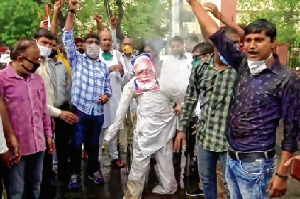 Amid Rajasthan turmoil, raids on Chief Minister Ashok Gehlot aides