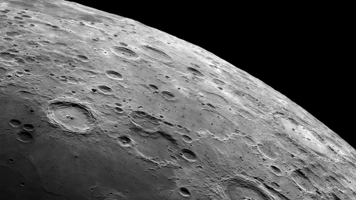 Higher metal concentration in Moon's craters provides new insights to its origin