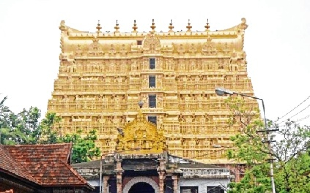 Supreme Court lets royal family run gold-rich Kerala temple