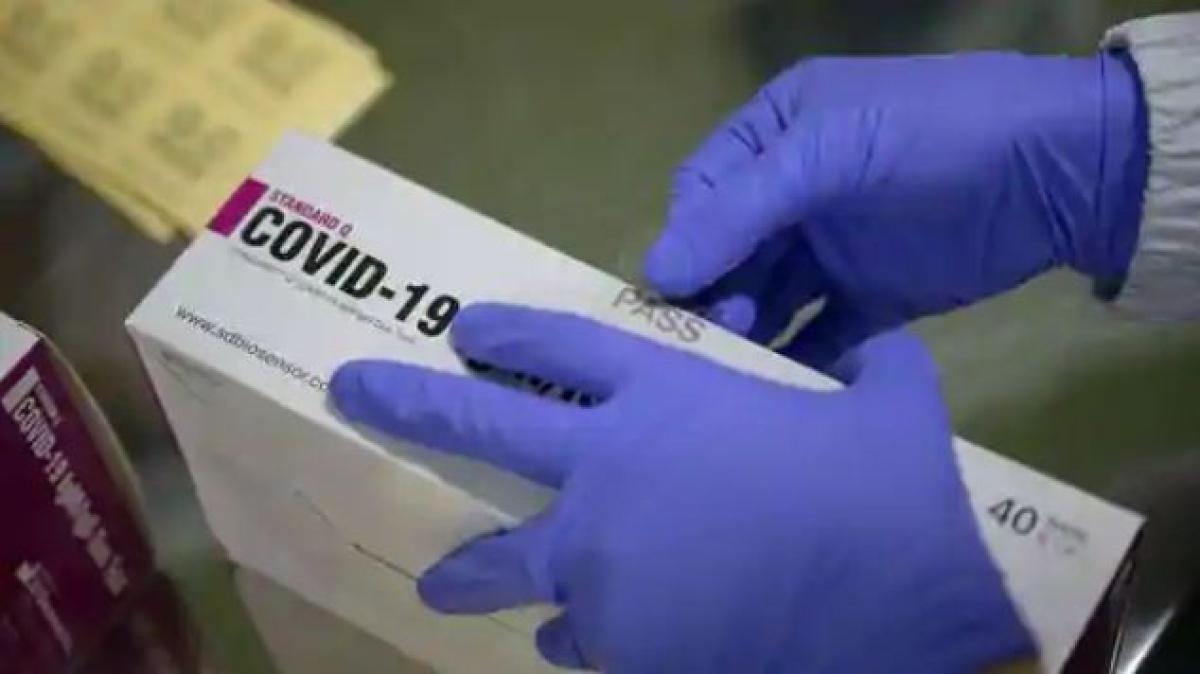Coronavirus in Navi Mumbai: NMMC's rapid antigen testing goes in top gear at 16 centres