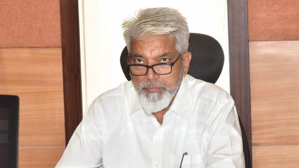 Minister Dada Bhuse