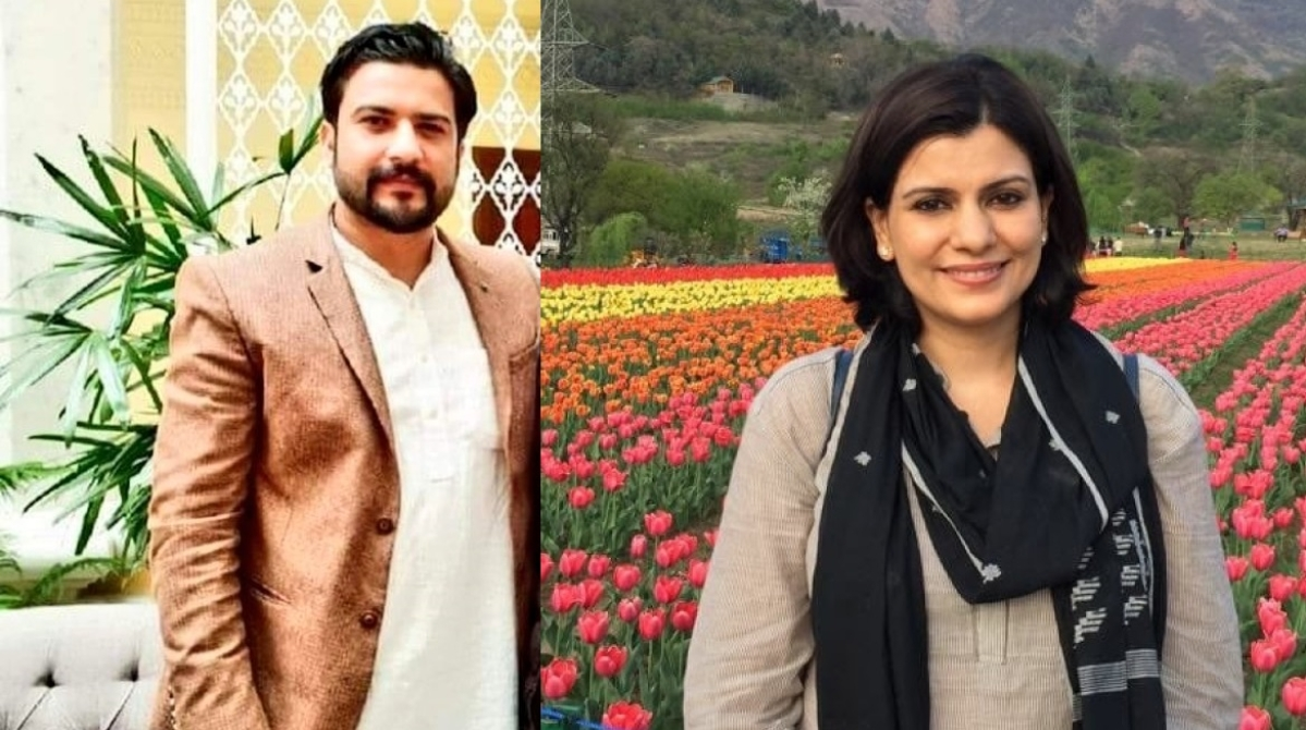 Congressman Salman Nizami attacks Nidhi Razdan for leaving NDTV for Harvard