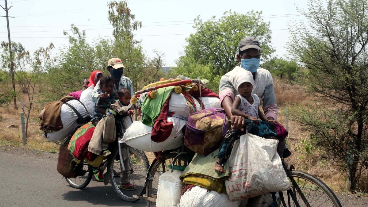 Bhopal: Migrant workers become atma nirbhar, seek self employment