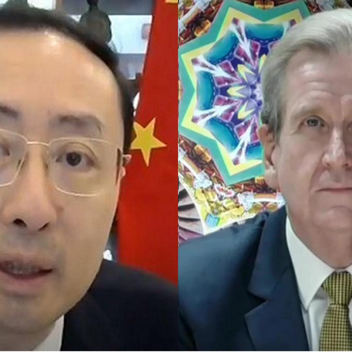 Australian, Chinese Ambassadors to India just had a tiny Twitter spat