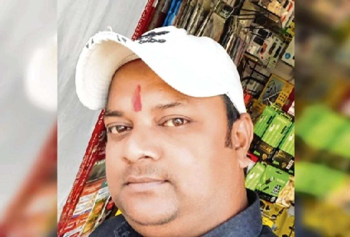UP journalist dies