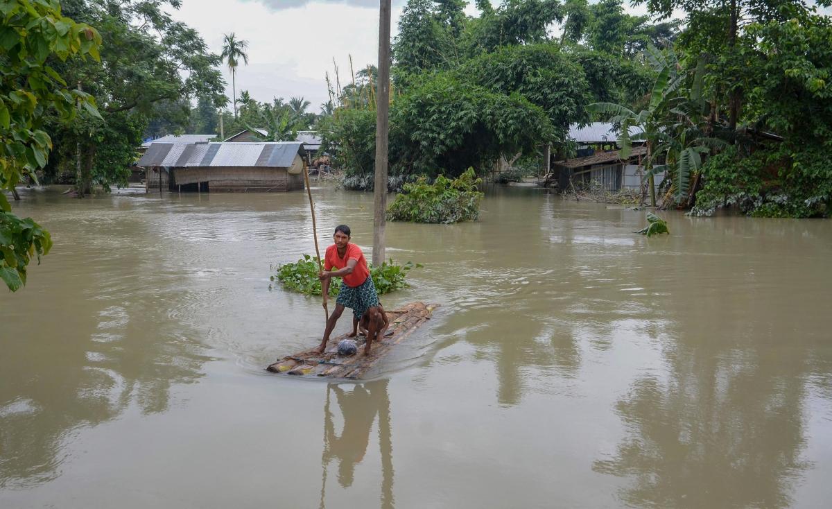 Along with prayers, flood-hit Assam needs attention & help: Sunil Chhetri