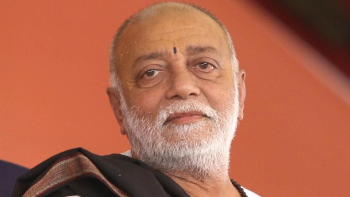 Spiritual leader Morari Bapu announces donation of Rs 5 crore for Ram Mandir construction in Ayodhya