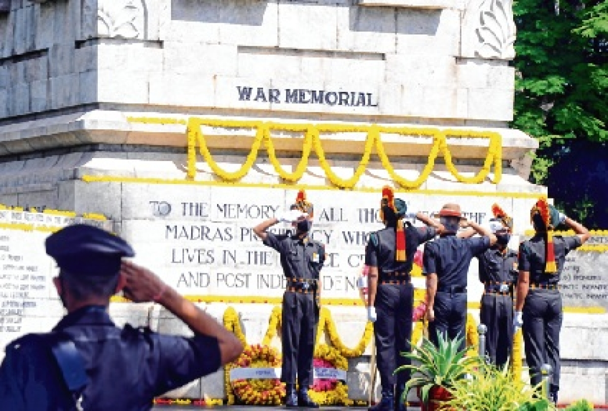 21st anniversary commemorated