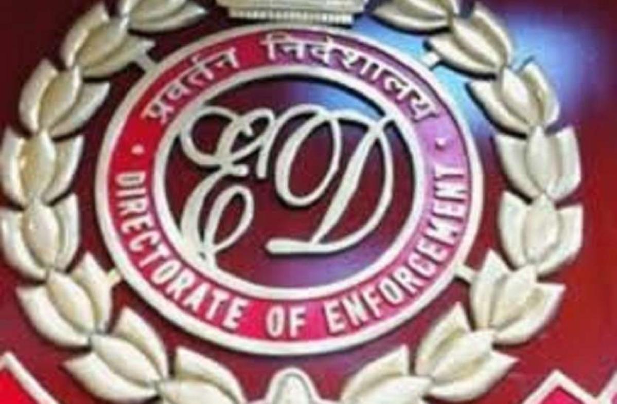 ED raids on GVK Group in money laundering case