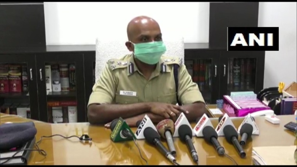 'Action is being taken': Trichy zone DIG V Balakrishnan after video of police personnel seen manhandling a person
