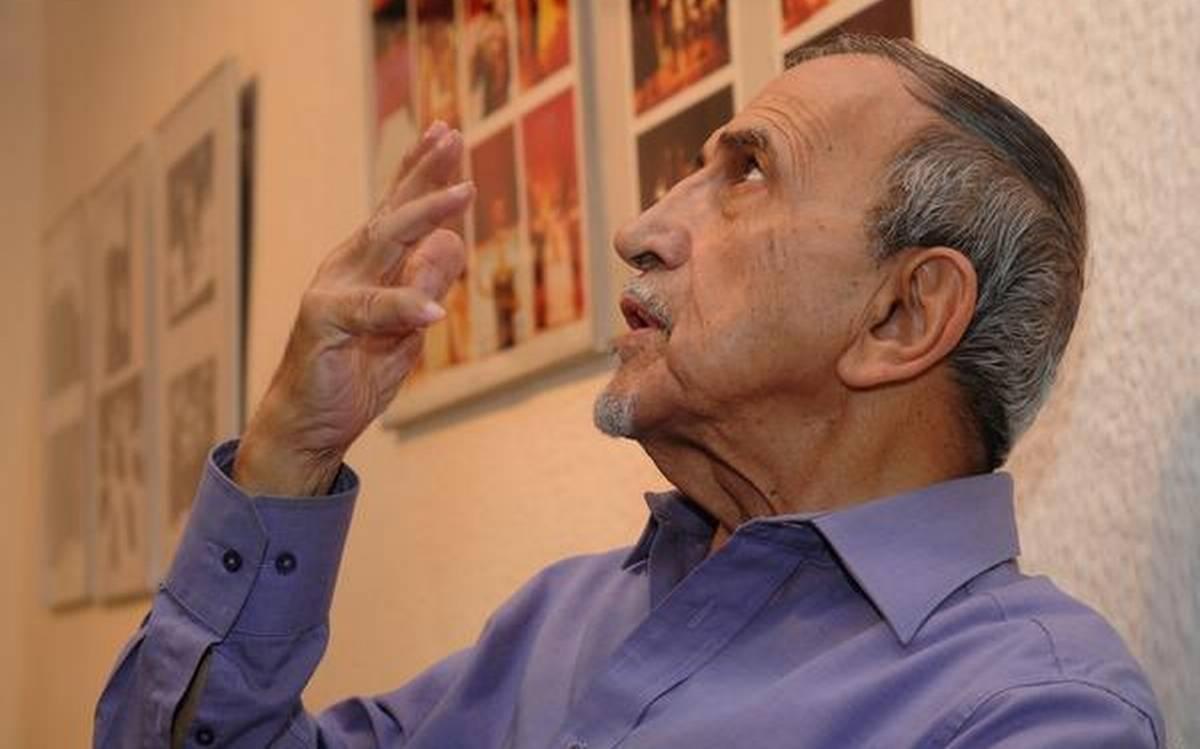 Ebrahim Alkazi: The final bow