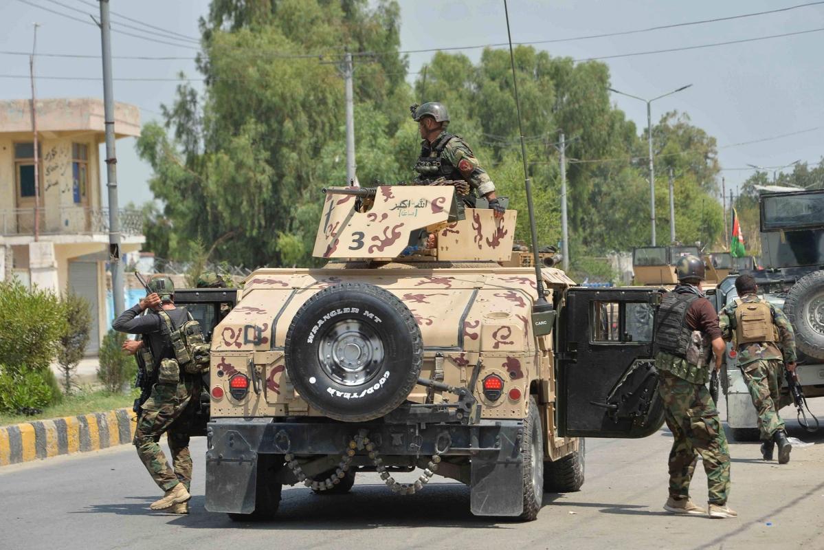 IS attack on Afghan prison kills 29 people