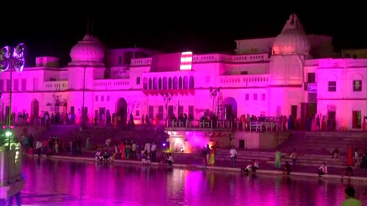 COVID-19 in Uttar Pradesh: Negative RT-PCR report compulsory for devotees before entering Ayodhya temple on Ram Navami