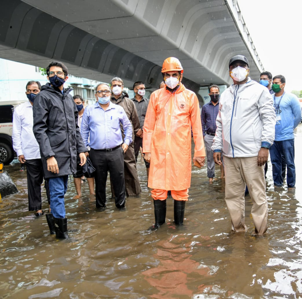 Mumbai Rains Live Updates: NDRF teams recovers body of 1.5-year-old girl from Santacruz chawl collapse