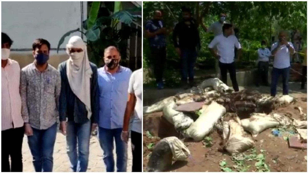 Islamic State in India? Delhi Police says they have nabbed a 'terrorist' with 'pressure cooker bombs'
