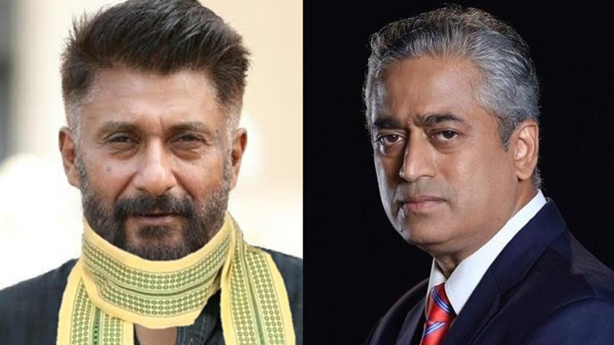 'Gangs of Media': Vivek Agnihotri slams Rajdeep Sardesai for saying Sushant wasn't such a big star