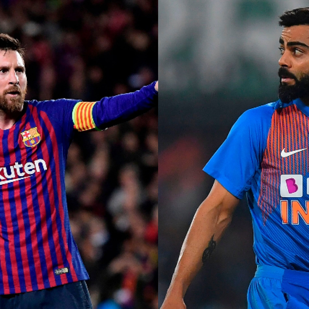 National Sports Day 2020: From Virat Kohli to Lionel Messi, sportspersons who headlined amid COVID-19