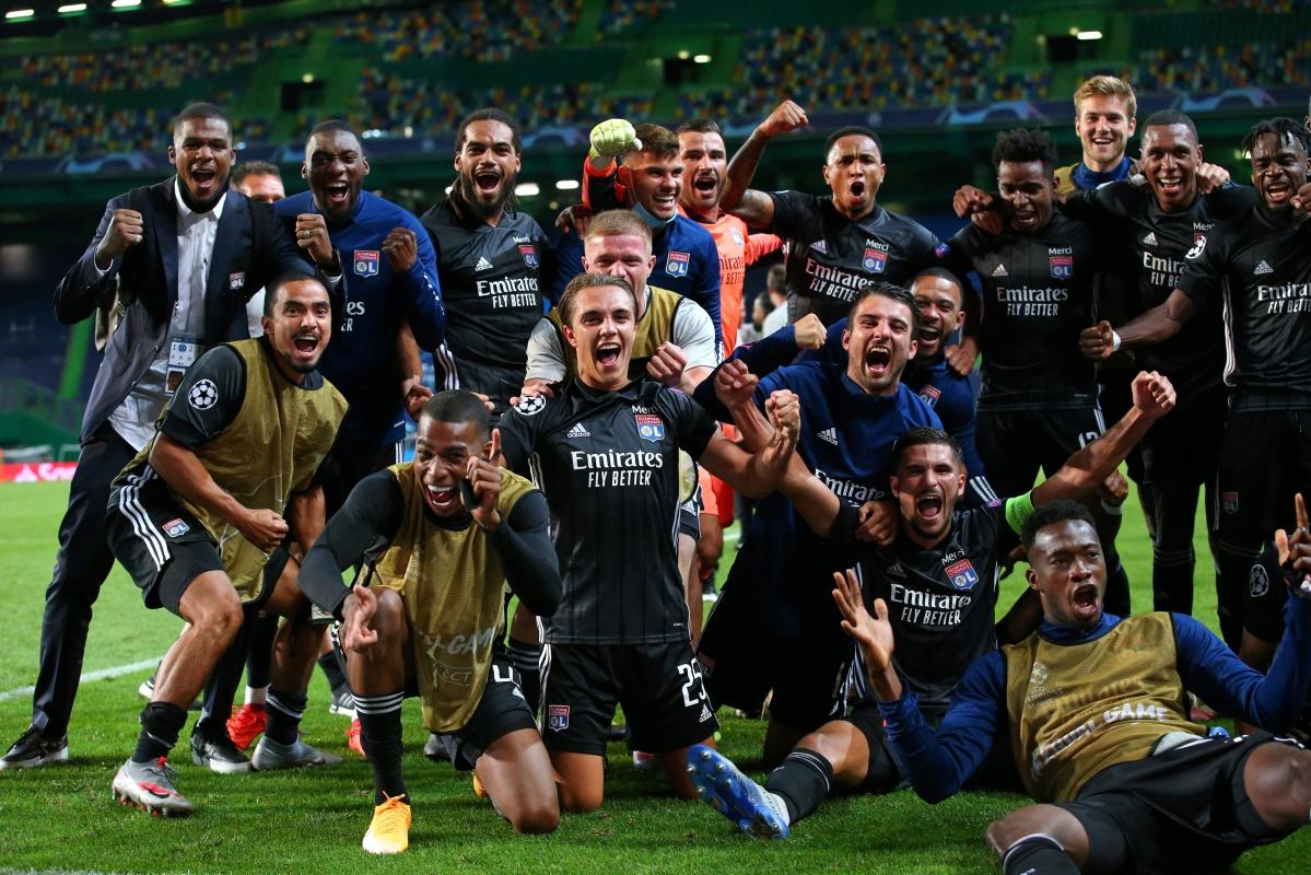 Lyon stun Manchester City 3-1 to cruise into Champions League semi-final
