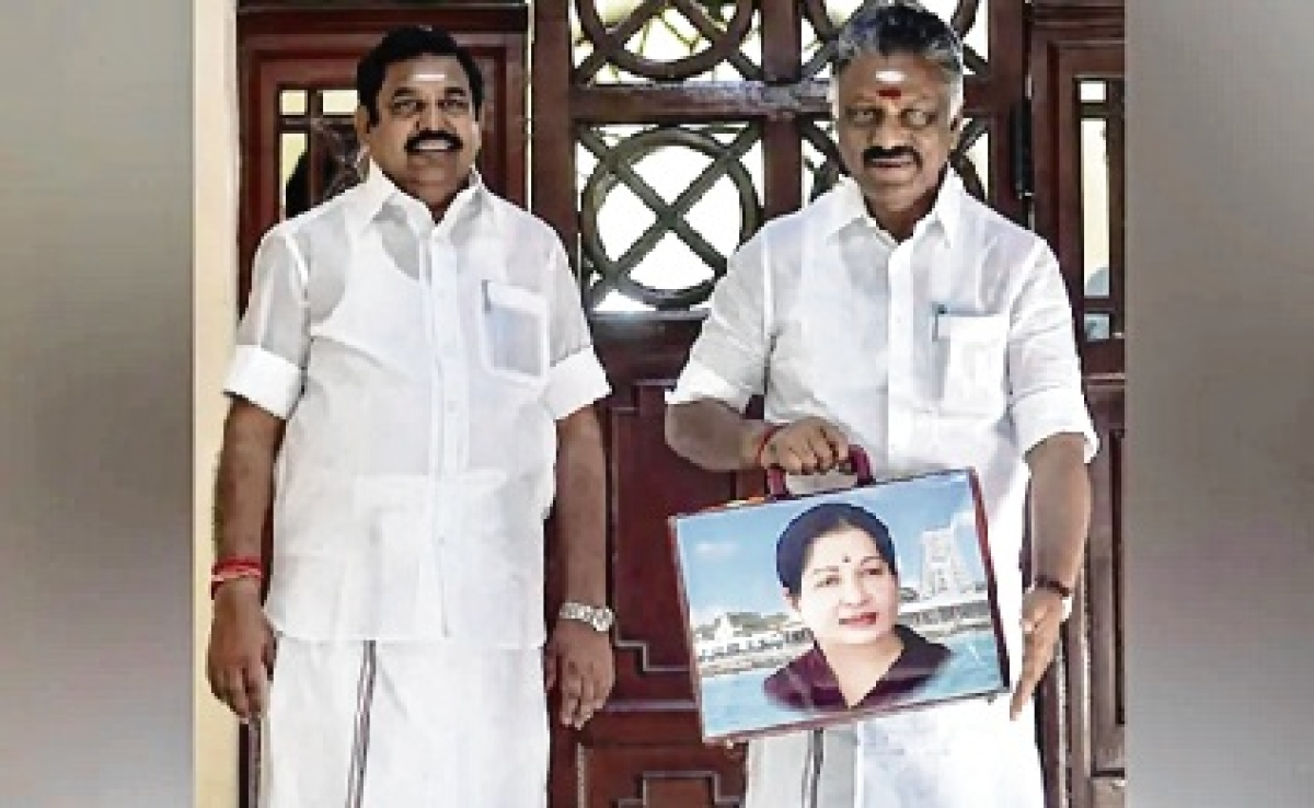 All's not well in AIADMK