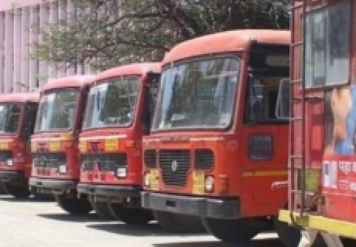 Maha govt allows MSRTC to resume inter-district bus services