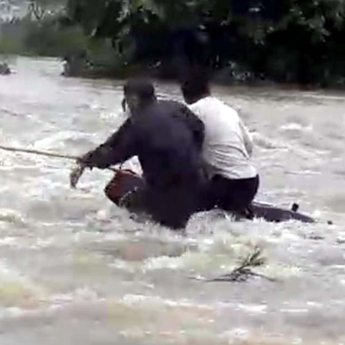 Narmada Swells: 48 year record breached, river flows 18 feet above danger mark
