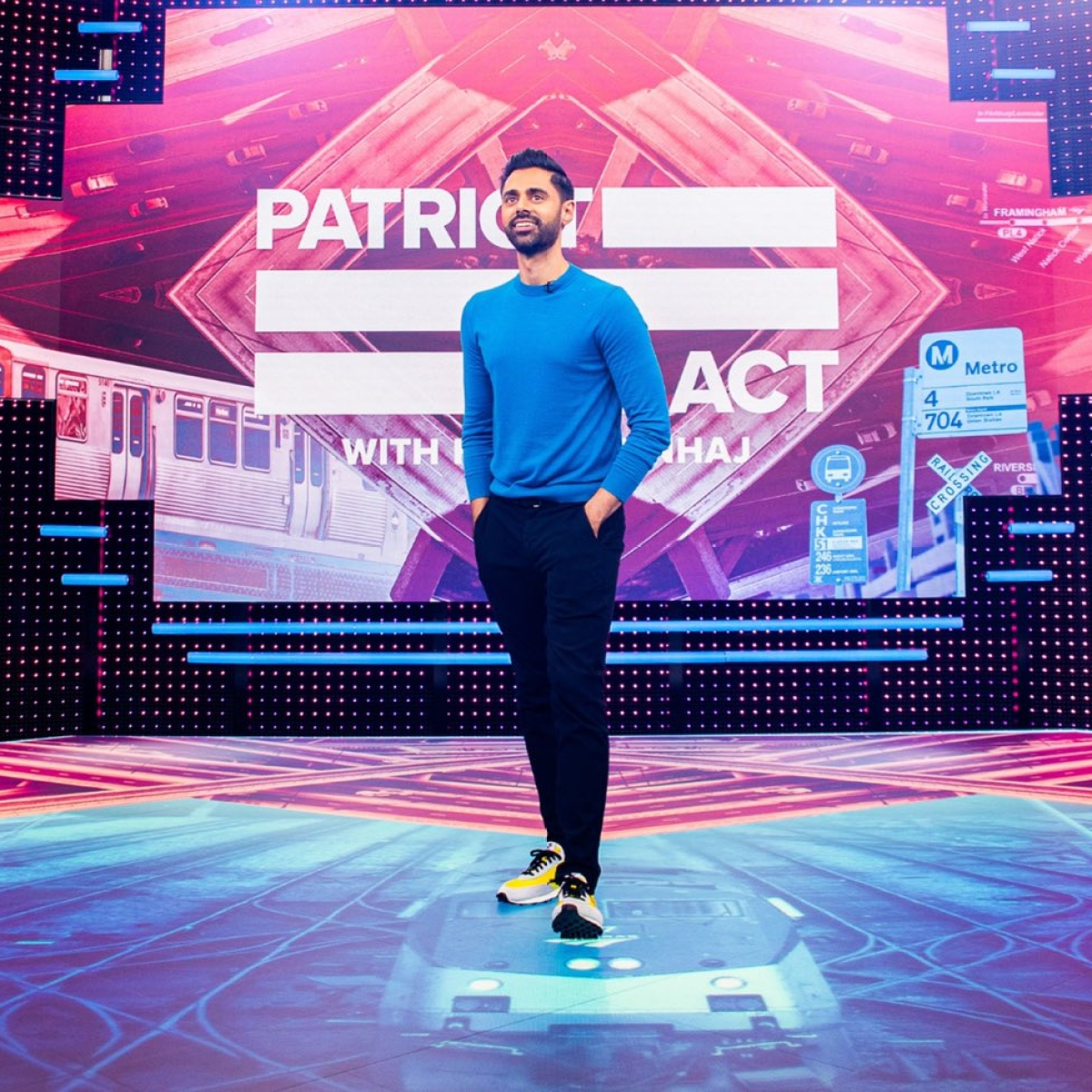 Cancelling the wrong  'Patriot Act': Tweeple react to Netflix announcing end of Hasan Minhaj's show