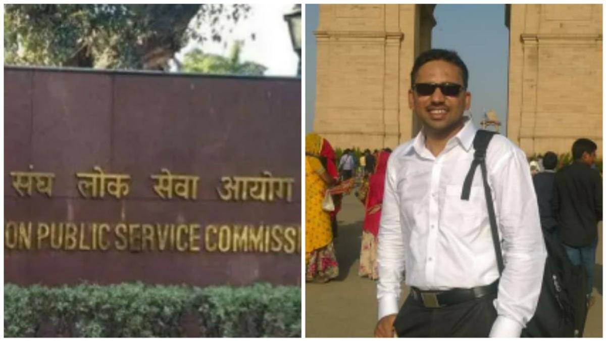 UPSC 2019: Meet Jayant Mankale, visually-impaired engineer from Maharashtra who got 143rd rank