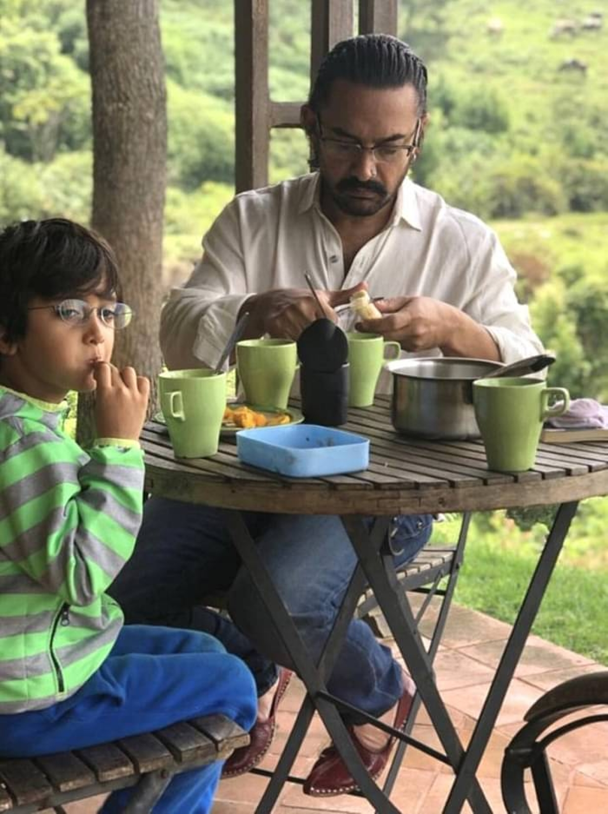 Not just Saif Ali Khan, here's a list of Bollywood actors who became fathers in their 40s