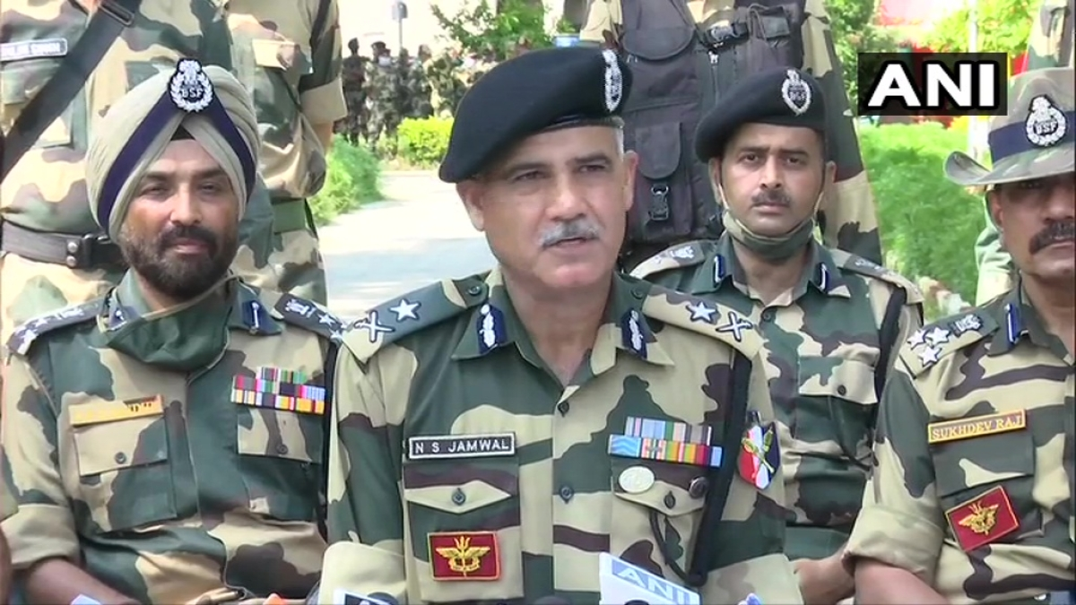 BSF finds tunnel along Indo-Pak border in J&K