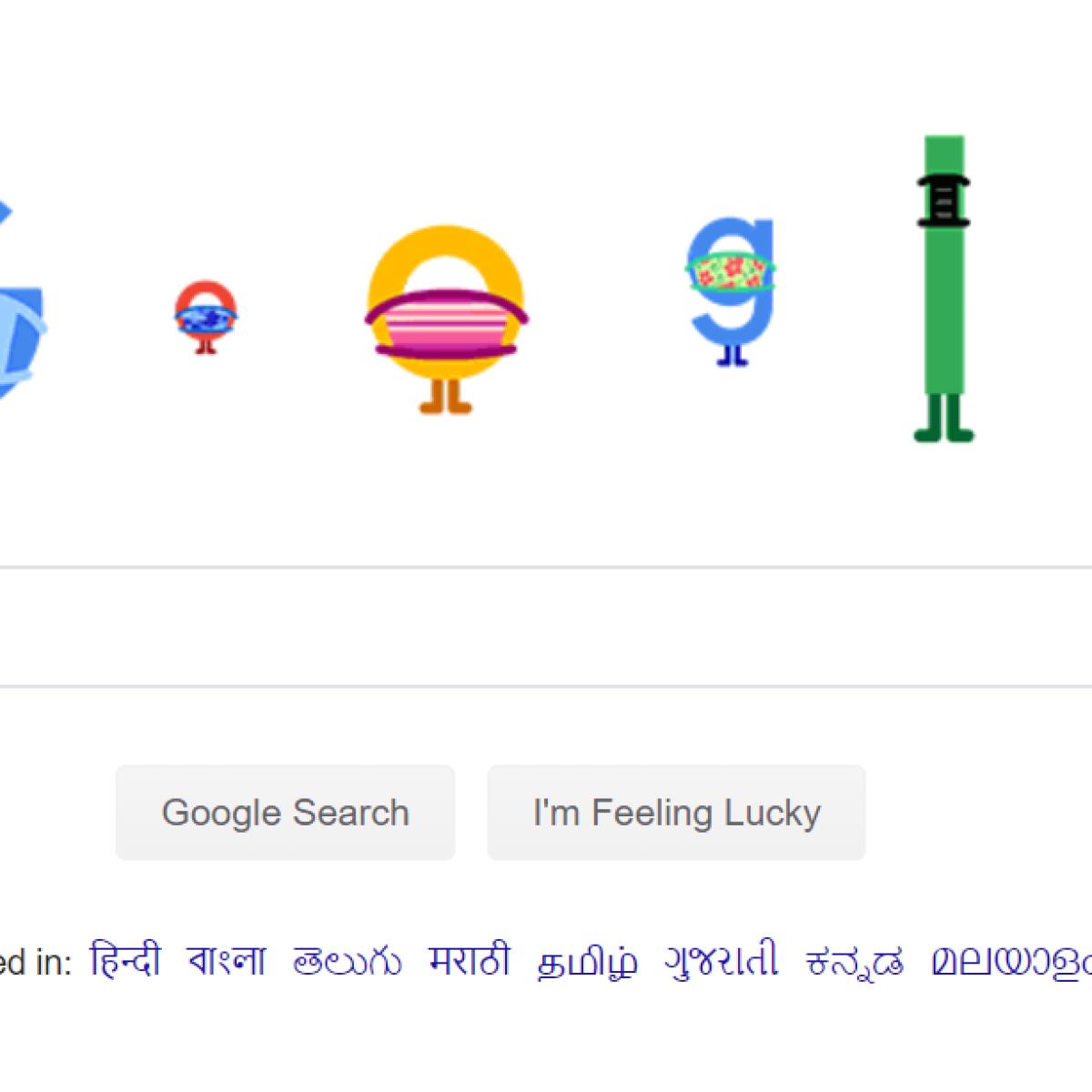 COVID-19: Forgot to wear face masks? Google Doodle got your back