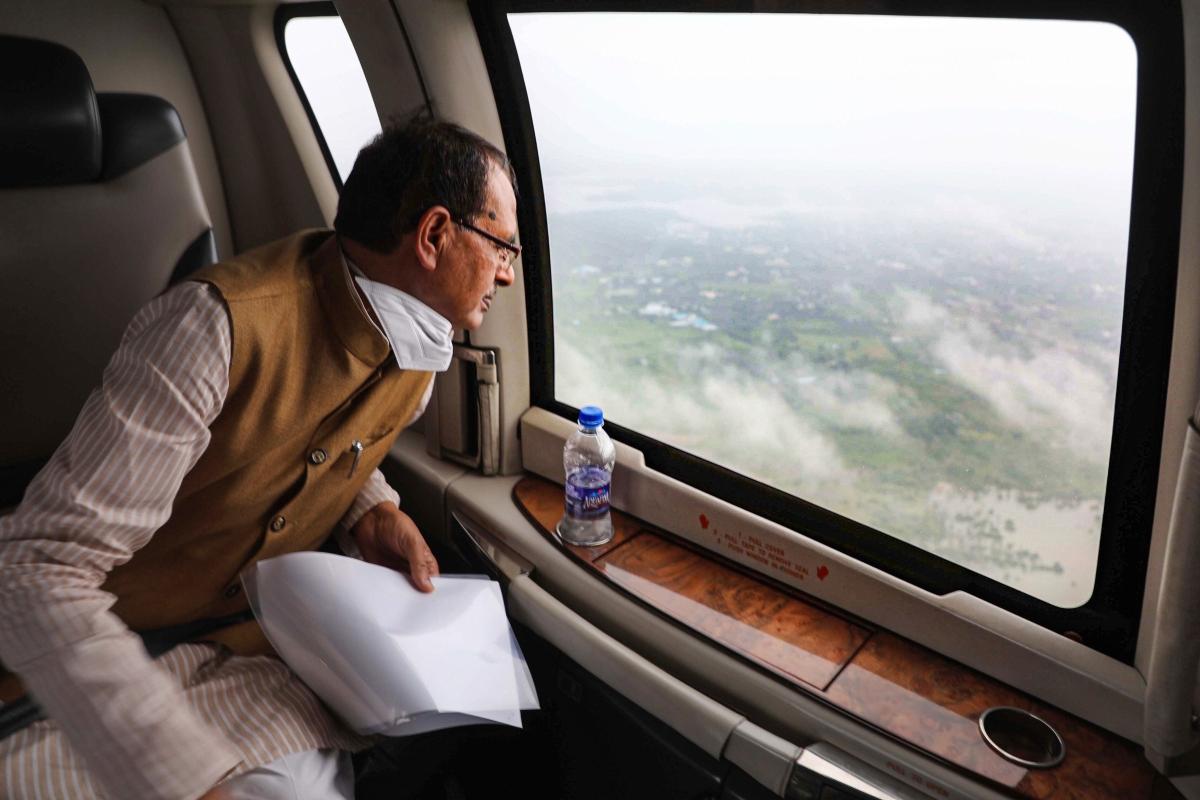Madhya Pradesh: Heavy rains, flood caused Rs 9,500 crore loss in MP, says CM Chouhan