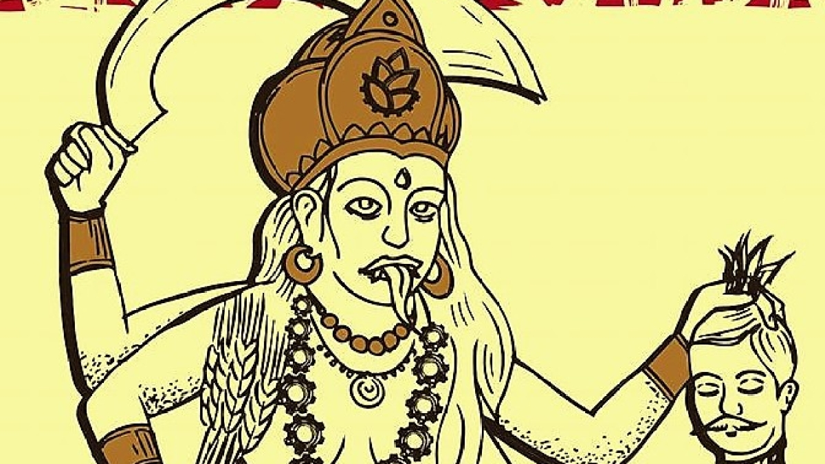 Upset Hindus urge Ukraine brewery to withdraw 'Kali F*ckin' beer and apologize