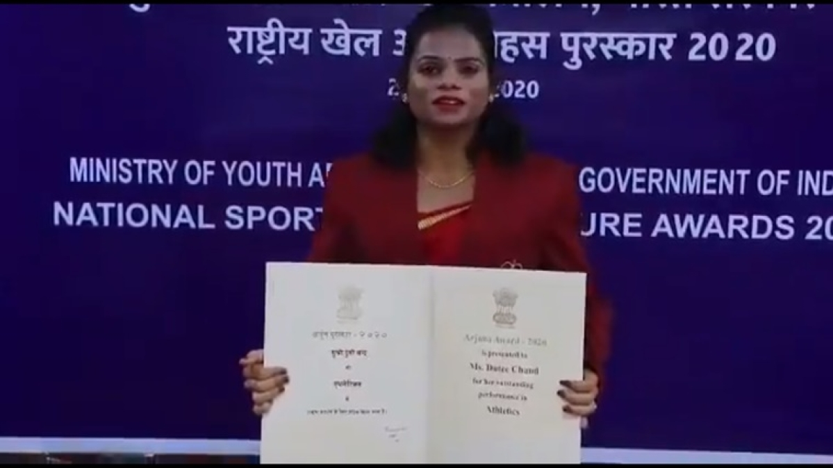 National Sports Awards 2020: 1st time, sportsmen honoured from track field to virtual space