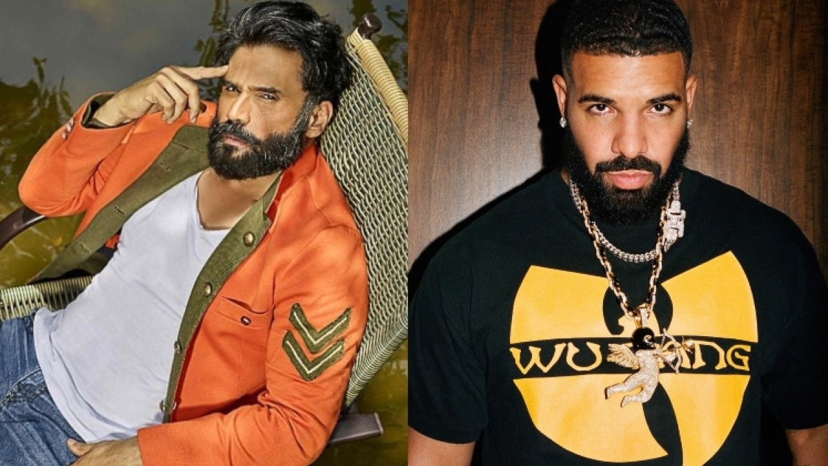 Suniel Shetty's 59th birthday: When Drake called the actor a 'legend' and internet wondered if Athiya was the real 'Kiki'