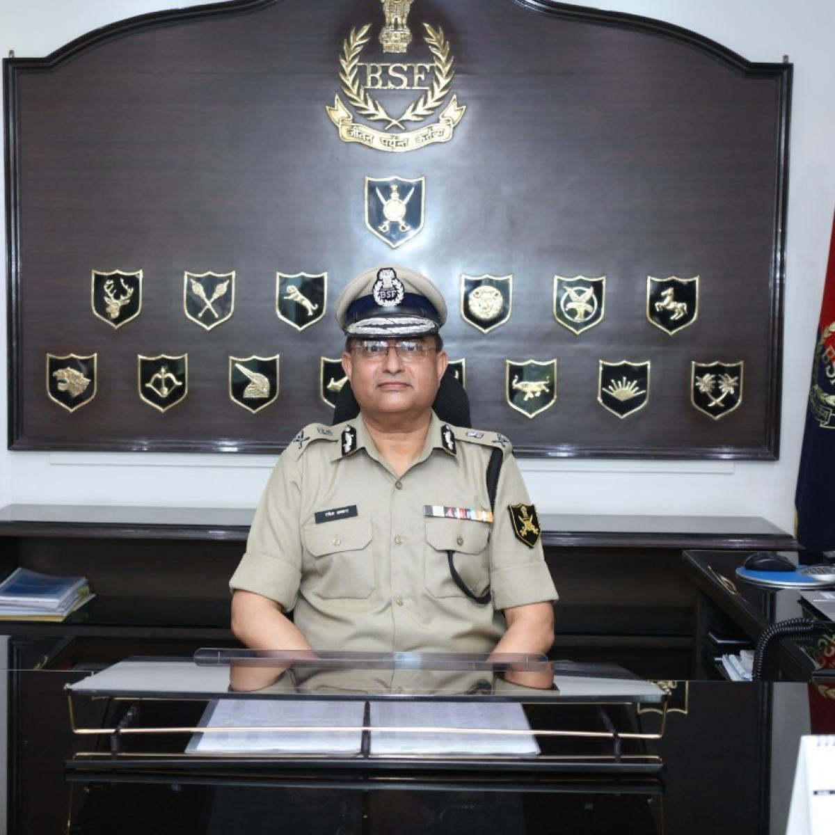 Rakesh Asthana takes over as DG BSF