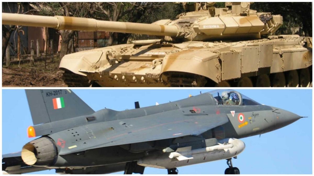 Teji Mandi: Government's arms import ban a huge boost to 'Aatmanirbhar Bharat' initiative