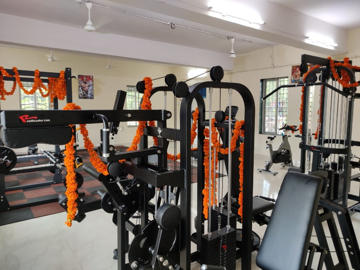 Mumbai: Central Railway GM digitally inaugurates gym for RPF personnel on Independence Day