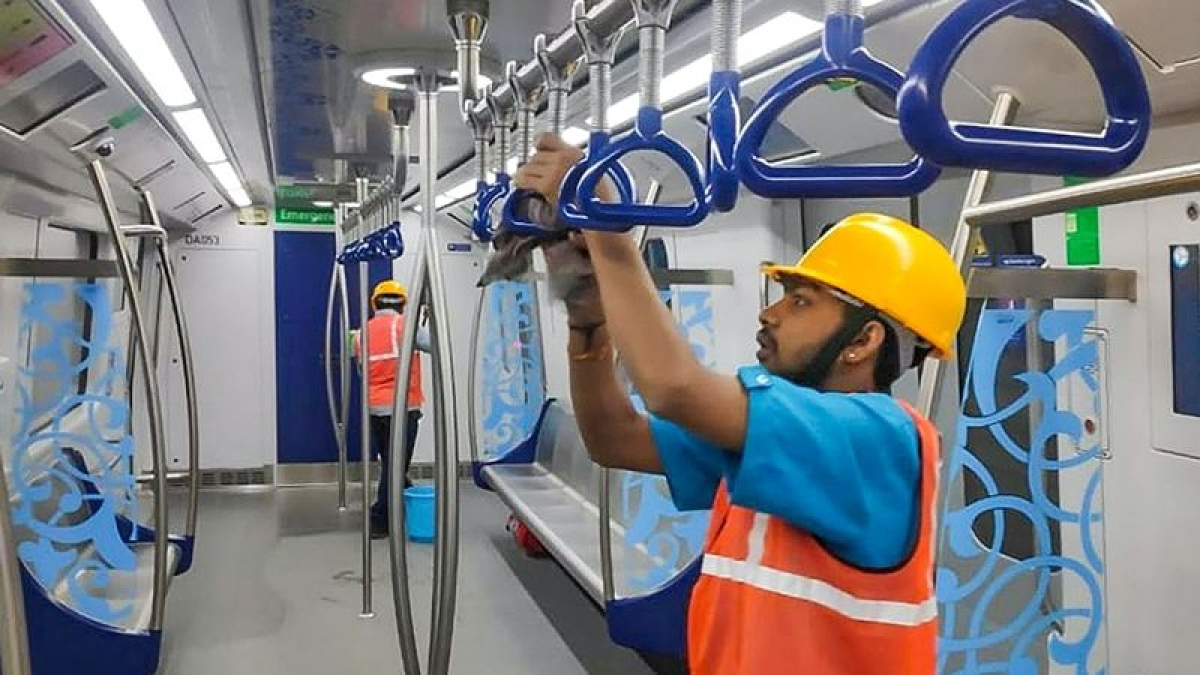 Delhi Metro to start Yellow Line on September 7, add more lines over three days