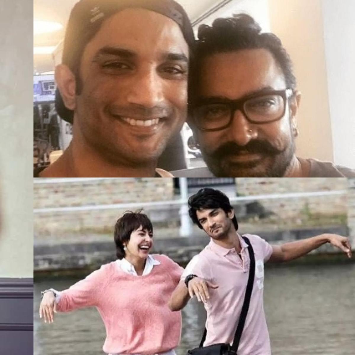 Kangana Ranaut questions Aamir Khan, Anushka Sharma's silence over Sushant Singh Rajput's death