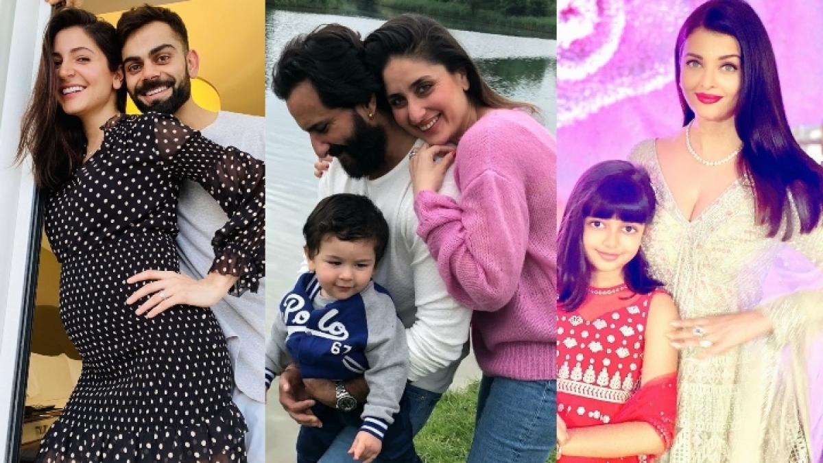 #VIRUSHKABaby: From Anushka Sharma to Aishwarya Rai Bachchan, Bollywood actresses who embraced motherhood in their 30s