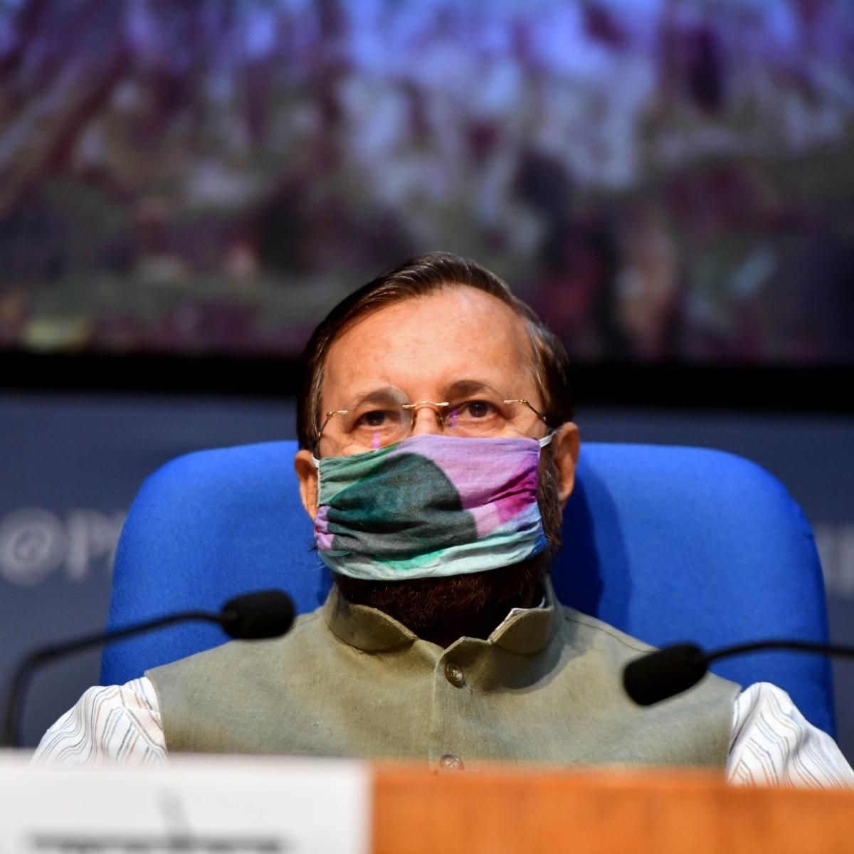 Govt brings online news portals, content providers under I&B Ministry