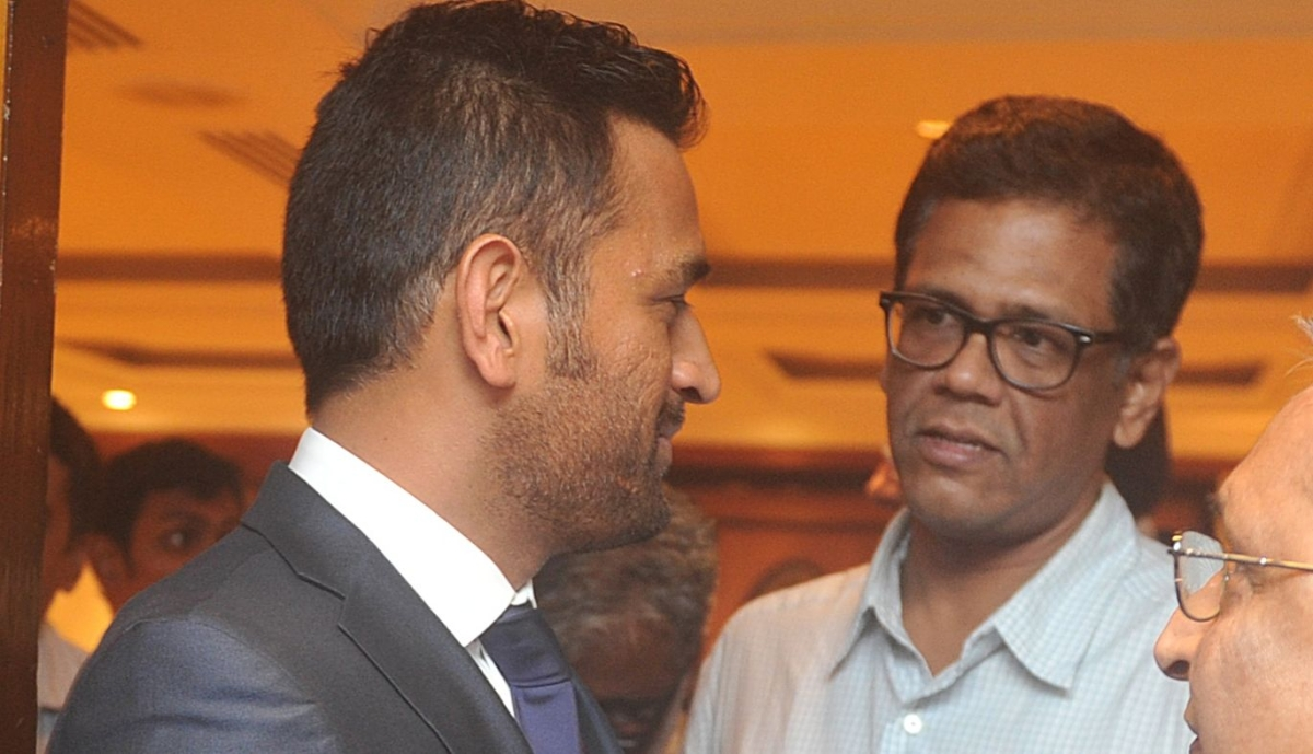 Mahi and Me: When I failed to recognise MS Dhoni and he came to my rescue