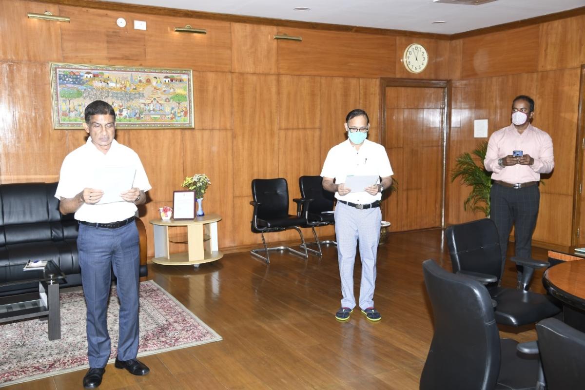 ECoR observes Sadbhavana Day