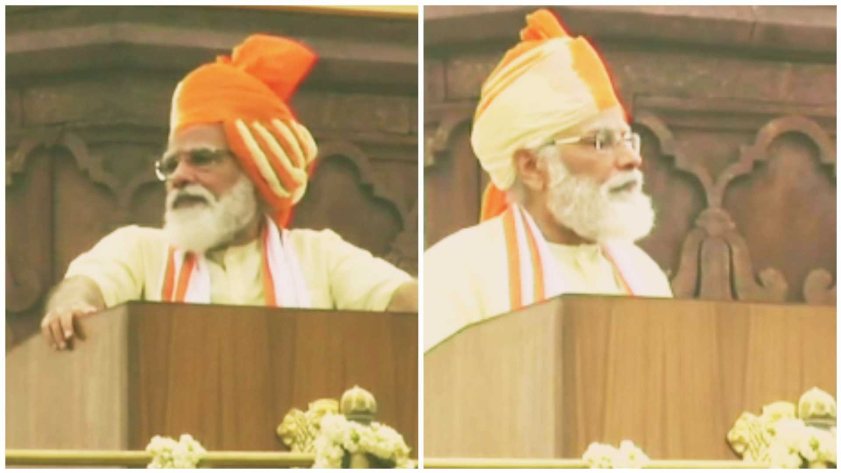 'Make in World should be key slogan like Make in India': PM Modi in 74th Independence Day speech