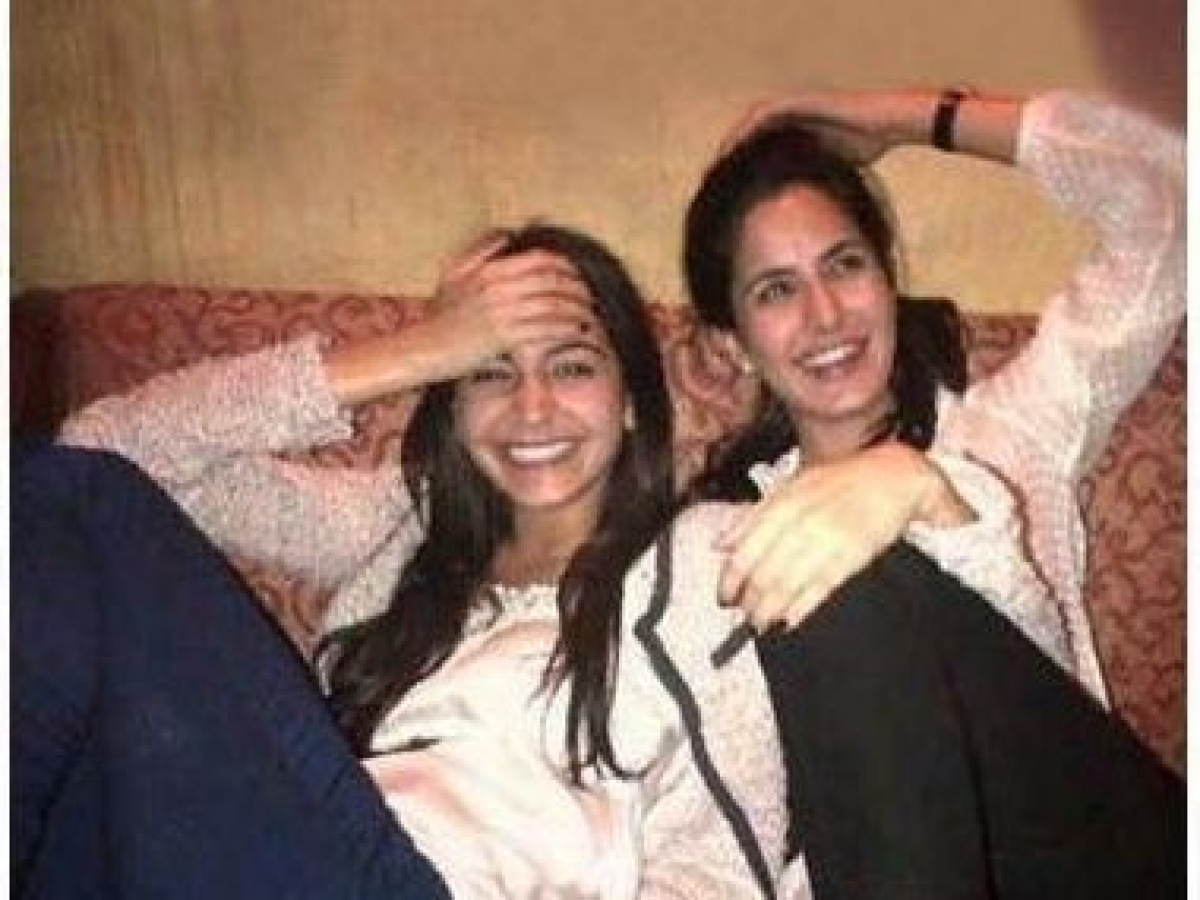 Katrina Kaif reminisces about happy times with Anushka Sharma in throwback picture