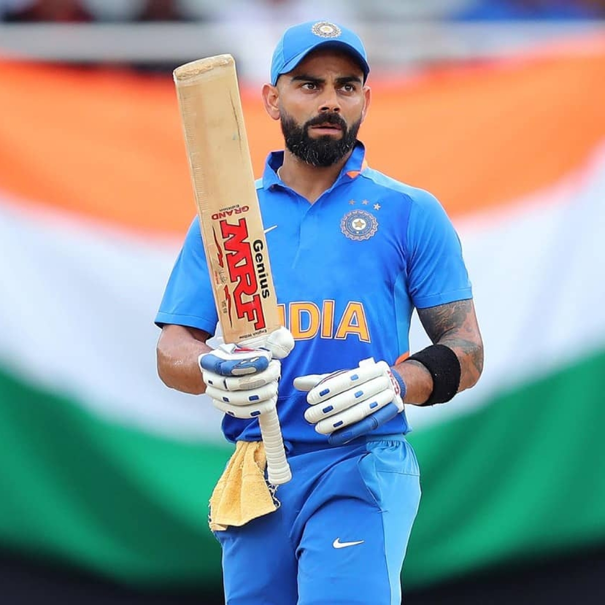 'God bless our great nation': Virat Kohli extends heartfelt wishes on India's 74th Independence Day