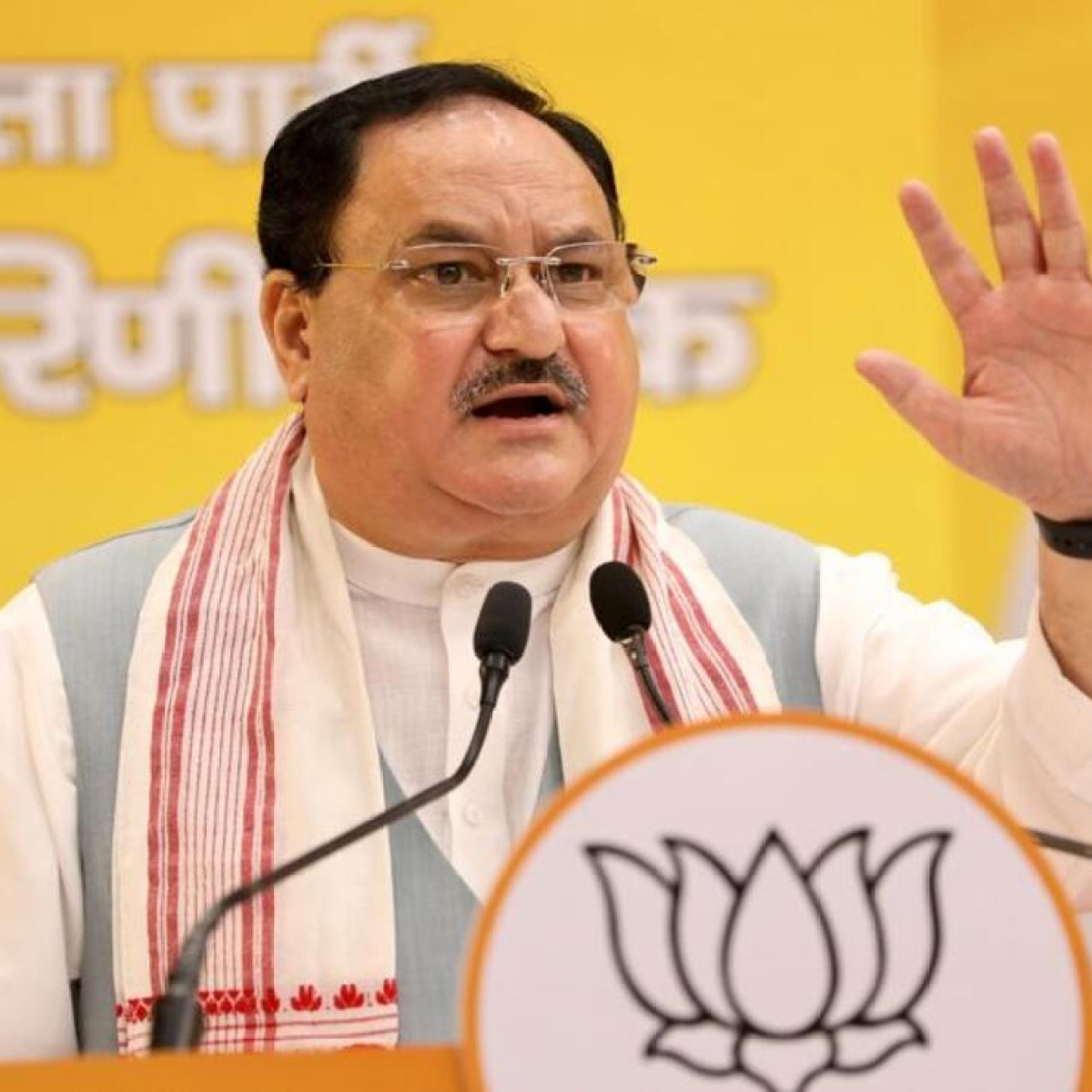 'BJP main opposition in Bengal, will continue to spread its ideology', says JP Nadda after West Bengal poll results
