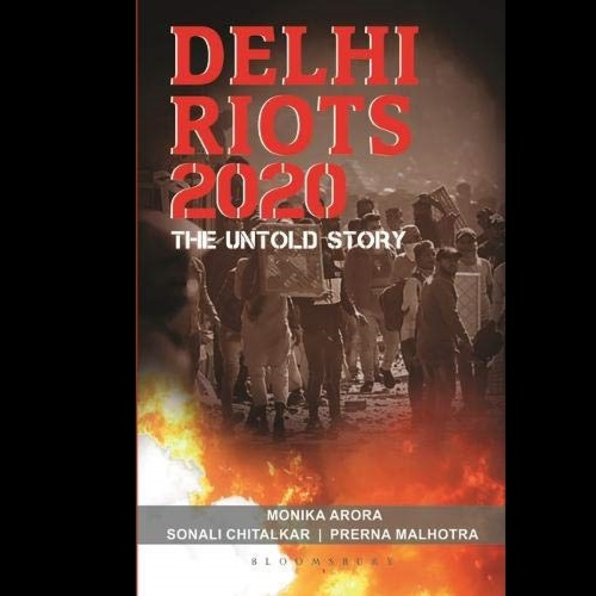 Freedom of Expression? Twitter irked as Bloomsbury India drops 'Delhi Riots 2020'