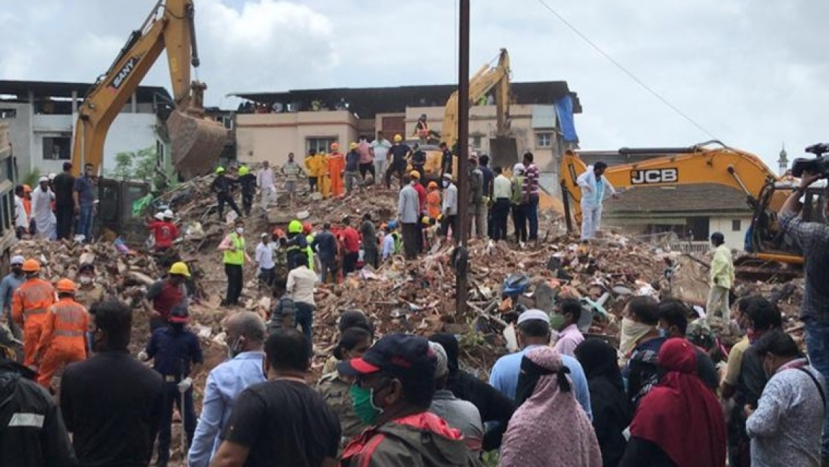 Raigad Building Collapse: President Kovind, PM Modi extend condolences to victims' families